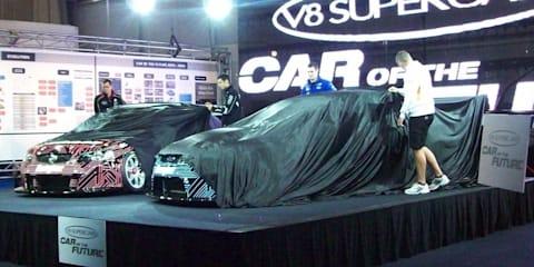 V8 Supercars Car of the Future at Sydney Telstra 500