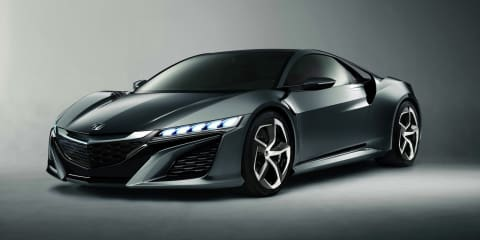 Honda NSX: next-gen supercar to be built at new $70m plant from 2015