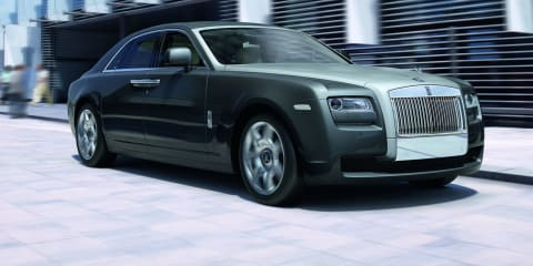 Rolls-Royce Ghost pricing announced
