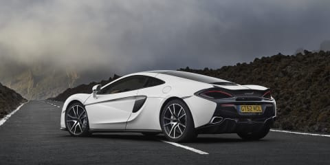 2018 McLaren 570GT pricing and specs