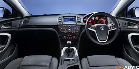 GM reveals Insignia interior