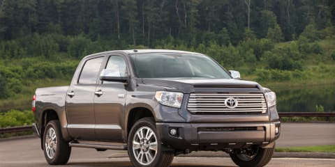 "Toyota Tundra subject of ""enormous"" Australian demand"
