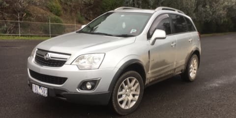 2012 Holden Captiva 5 (FWD) review