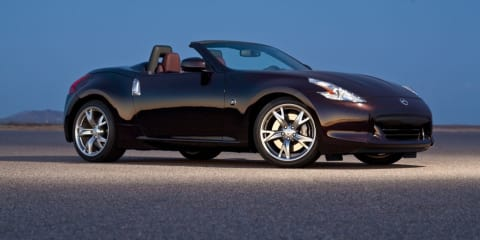 2010 Nissan 370Z Roadster first details