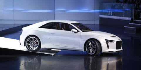 Audi Quattro Concept plans to go into production