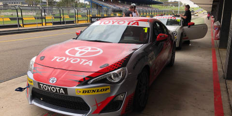 Toyota 86 Racing Series extended until 2020