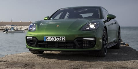Porsche planning Panamera-based 8 Series rival - report