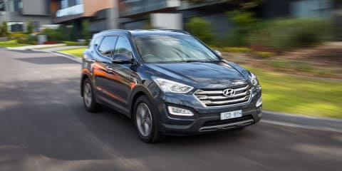 2015 Hyundai Santa Fe Review : Run-out round-up