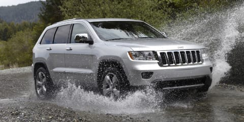 2011 Jeep Grand Cherokee set for US production, Australian launch in January