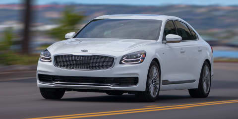 2019 Kia K900 fully revealed in New York