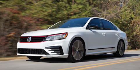 Volkswagen Passat GT Concept:: American sedan given a sporty flavour in LA