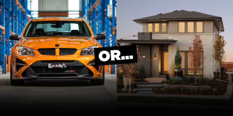 Could investing in a limited edition car be better than investing in property?