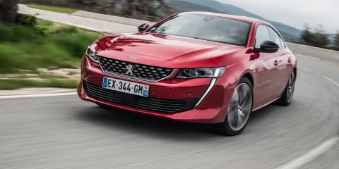 2019 Peugeot 508 here in Q3 from $53,990