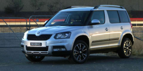 2015 Skoda Yeti Outdoor 103 TDI Review