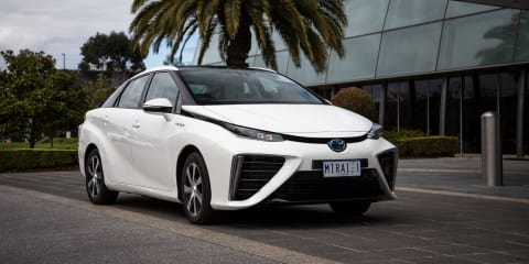 Toyota Mirai line-up could expand like Prius range – coupe and SUV possible