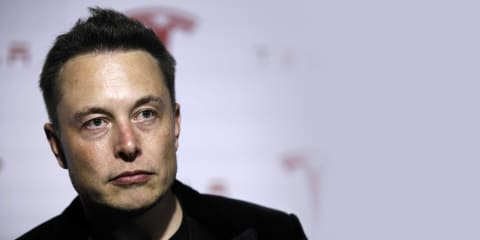 Elon Musk stands down as Tesla chairman in SEC settlement