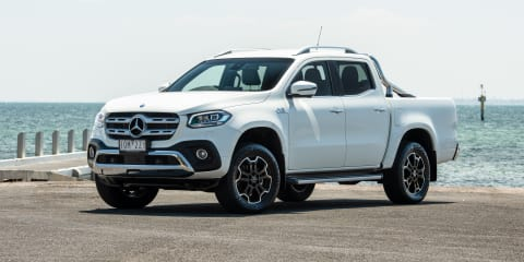 2019 Mercedes-Benz X350d 4Matic review