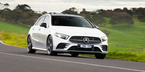 2019 Mercedes-Benz A-Class recalled