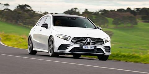 2019 Mercedes-Benz A-Class recalled