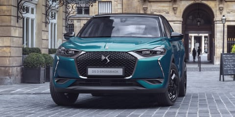 2019 DS3 Crossback revealed