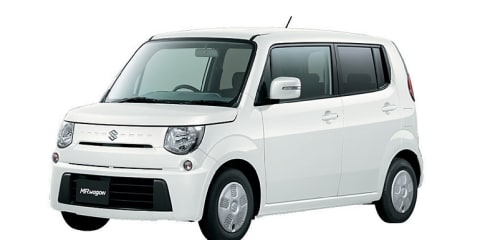 2012 Suzuki MR Wagon launched with new 660cc engine