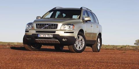 Volvo XC90 second-generation under development