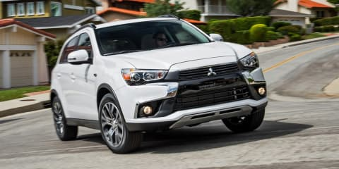 2016 Mitsubishi ASX, Mirage facelifts revealed: Mirage here next year, ASX under consideration