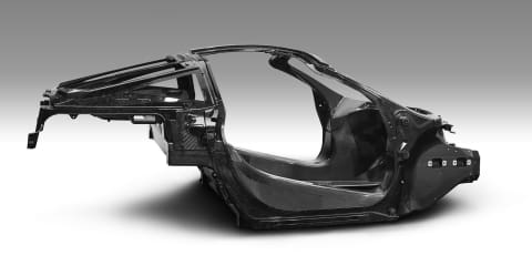 McLaren teases second-generation Super Series body shell