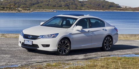 Honda Accord Sport Hybrid recalled for electric motor fix
