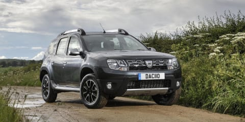 Renault Australia repeatedly researched launching rugged Dacia Duster