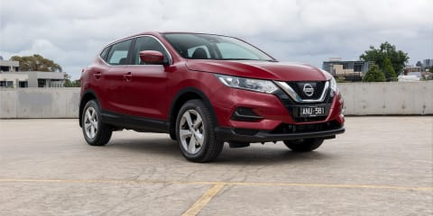 2018 Nissan Qashqai ST review