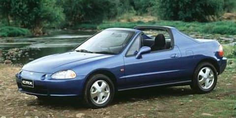 New Honda CRX