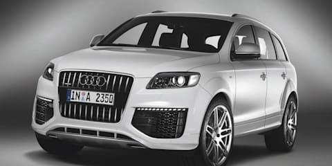 Audi Q7 V12 TDI Geneva preview