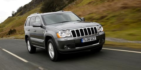 Jeep Grand Cherokee, Commander: 5000 cars recalled locally