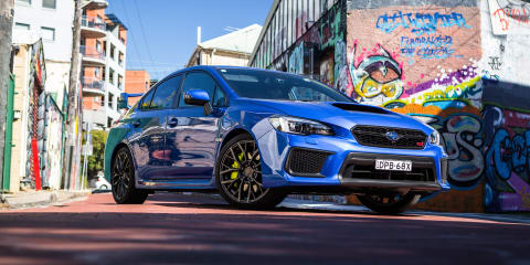 2018 Subaru WRX STI spec.R review