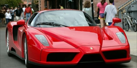 Ferrari to launch six new models by 2013