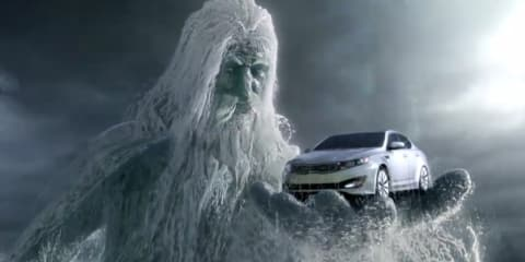 Video: Kia Optima 'One Epic Ride' Super Bowl commercial