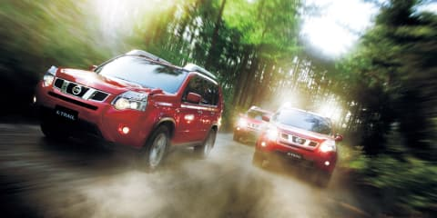 2011 Nissan X-Trail unveiled in Japan, confirmed for Australia in Q4