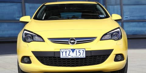 Opel Astra GTC: pricing and specifications revealed