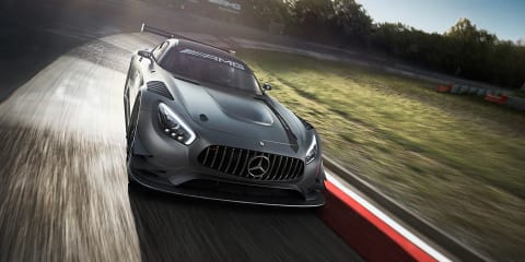 Mercedes-AMG launches seriously limited AMG GT3 Edition 50