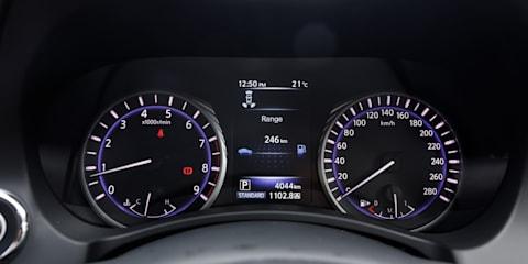 2018 Infiniti Q60 Red Sport review