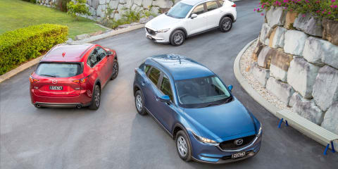 2017 Mazda CX-5 pricing and specs