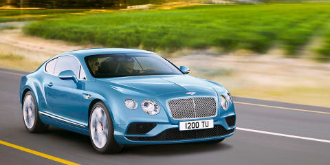Bentley 'Be Extraordinary' tour kicks off new finance product