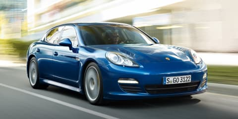 Porsche Panamera plug-in hybrid set for 2014?