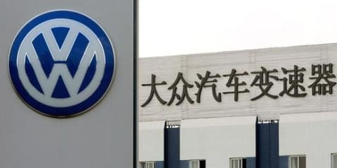 Volkswagen to produce more engines, transmissions in China