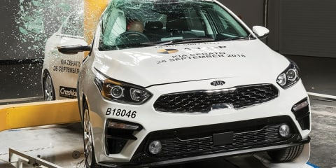 2019 Kia Cerato gets split ANCAP safety rating