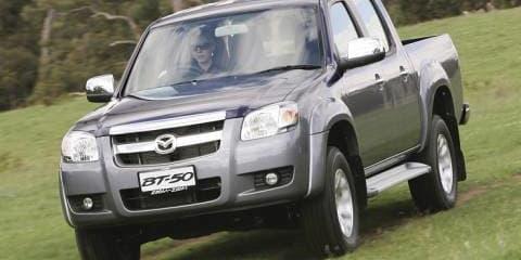 2007 Mazda BT-50