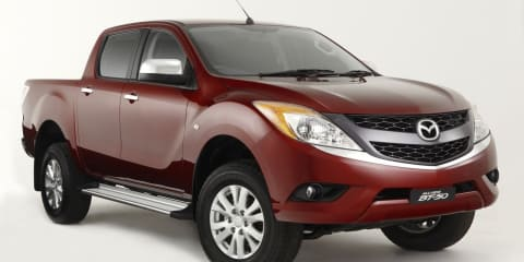 Mazda BT-50 - Mazda's all-new utility unveiled