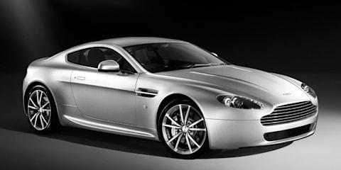2010 Aston Martin Vantage details