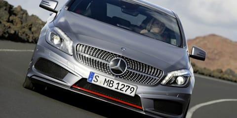 Mercedes-Benz A45 AMG: circa $80K, circa 265kW